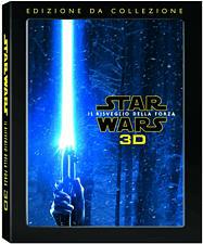 Star Wars Episode 7 - Il Risveglio Della Forza 3D Science-fiction 3D Blu-ray (+2D)