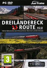 PC - Dreiländereck Route V2.0 (Add-on) /D