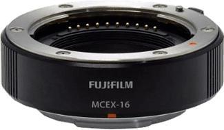 FUJIFILM MCEX-16 - Konverter - 16 mm - Convertisseur (Noir)