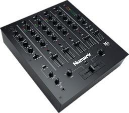 NUMARK M6 USB - Table de mixage (Noir)