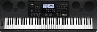 CASIO WK-6600 - Keybord (Schwarz)