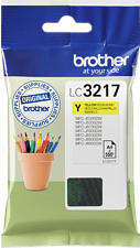 BROTHER LC-3217Y - Cartouche d'encre (Jaune)