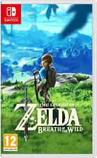Switch - Legend of Zelda: Breath of the Wild /I