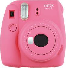 FUJIFILM Instax mini 9 - Sofortbildkamera Flamingopink