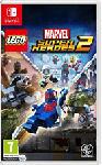 MediaMarkt Switch - LEGO Marvel Super Heroes 2 /D/F