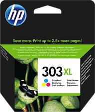 HP 303XL - Cartuccia di inchiostro (Giallo, ciano, magenta)