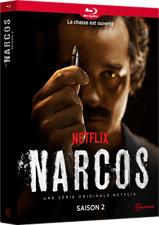 Narcos Saison 2 Blu-ray (Français)