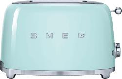 SMEG 50's Retro Style - Toaster (Pastellgrün)