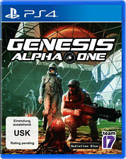 PS4 - Genesis Alpha One /D
