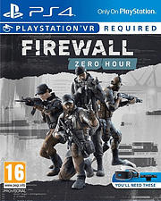 PS4 - Firewall: Zero Hour VR /Multilingue