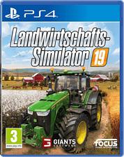 PS4 - Landwirtschaft Sim 19 /D