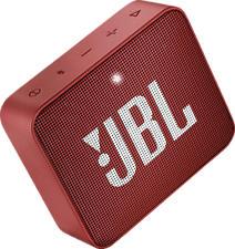 JBL Go 2 - Bluetooth Lautsprecher (Rot)