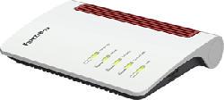 AVM FRITZ!Box 7530 International - Routeur sans fil (Blanc/Rouge)
