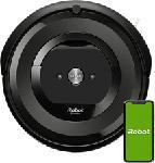 MediaMarkt IROBOT Roomba® e5 - Aspirateur robot (Noir)