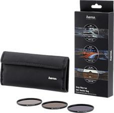 HAMA 76899 ND8/64/1000 SET 58MM - Filterset (Schwarz)