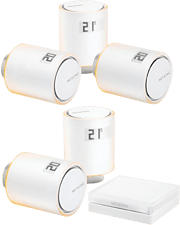 NETATMO Smart Radiator Valves Bundle - Termostato (Bianco)