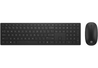 HP Pavillon 800 - Tastiera e mouse senza fili (Nero)