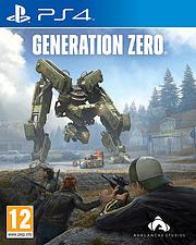 PS4 - Generation Zero /F/I