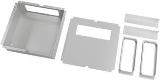 BOSCH DSZ9ID0M0 - Kit de montage (Acier inoxydable)