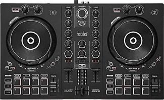 HERCULES DJ Control Inpulse 300 - DJ Controller (Schwarz)