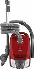 MIELE COMPACT C2 C&D HARDFLOOR POWERLINE - Aspirateur (Rouge mangue, )