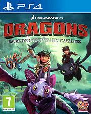PS4 - Dragons : L'aube des nouveaux cavaliers /F