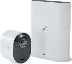ARLO Ultra - Telecamera di sicurezza (UHD 4K, 3.840 x 2.160 pixel)