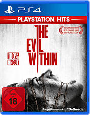 PS4 - PlayStation Hits: The Evil Within /D