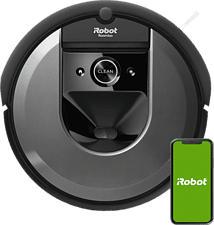 IROBOT Roomba® i7158 - Saugroboter (Charcoal)