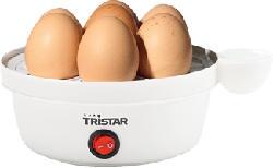 TRISTAR EK-3074 - Cuiseur à oeufs (Blanc)