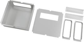 SIEMENS LZ29IDM00 - Kit di montaggio per motore indipendente (Argento)