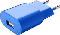 CELLULAR LINE Stylecolor - Ladegerät (Blau)