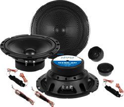 CRUNCH GTS-6.2C - Auto-Lautsprecher (Schwarz)