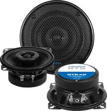 CRUNCH GTS-42 - Haut-parleur de voiture (Noir)