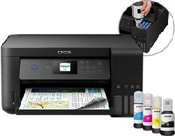 EPSON EcoTank ET-2750 - Imprimante multifonction 3 en 1