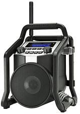 PERFECT PRO PowerPlayer - Radio da cantiere (DAB+, FM, Antracite)