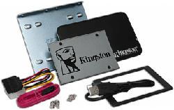 KINGSTON UV500 - Disque dur (SSD, 1920 GB, Noir, Gris)