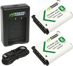 WASABI POWER KIT-BB-NPBX1-01 - Batterie (Blanc/Noir)