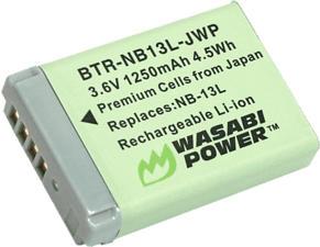WASABI POWER BTR-NB13L-JWP-001 - Akku (Grün)