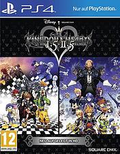 PS4 - Kingdom Hearts HD 1.5 + 2.5 ReMIX /D