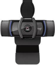 LOGITECH C920S HD PRO - Webcam (Noir)