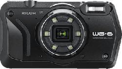 RICOH WG-6 - Appareil photo compact (Résolution photo effective: 20 MP) Noir