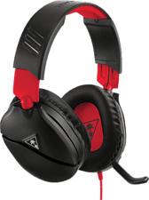 TURTLE BEACH Ear Force Recon 70N - Cuffie da gaming (Nero/Rosso)