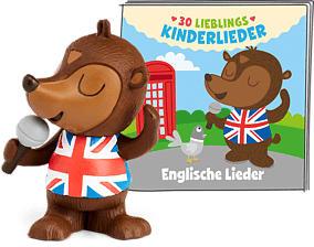 TONIES 30 Lieblings-Kinderlieder - Englische Lieder - Figura audio /D