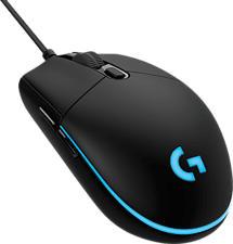 LOGITECH G PRO HERO - Gaming Maus (Schwarz)