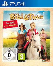 PS4 - Bibi & Tina: Das Spiel zum Kinofilm /D