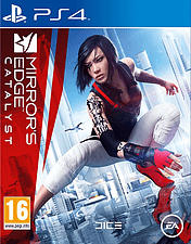 PS4 - Mirror's Edge Catalyst /D