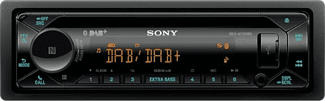 SONY MEX-N7300BD - Autoradio (Noir)