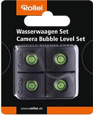 ROLLEI Camera Bubble Level Set - Spirit levels set (Noir)