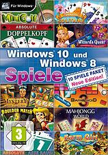 PC - Windows 10 und Windows 8 Spiele: Neue Edition /D